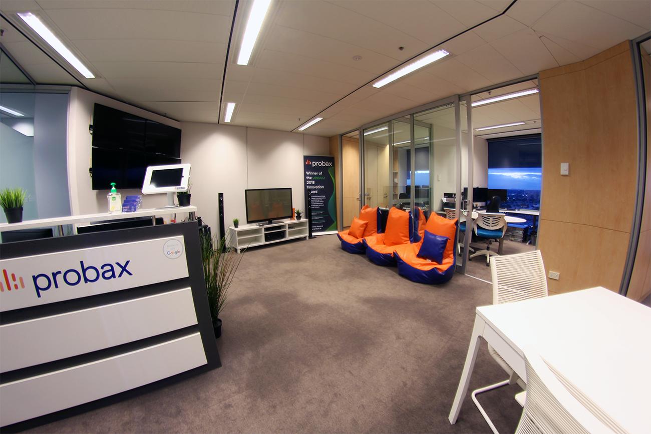Probax QV1 Office